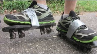 How to Make Spring Shoes - EASY