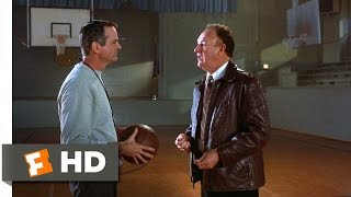 Hoosiers (1/12) Movie CLIP - Your Coaching Days Are Over (1986) HD