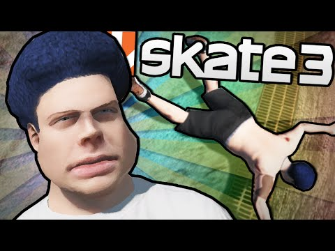 Skate 3 THE ULTIMATE SLIDE