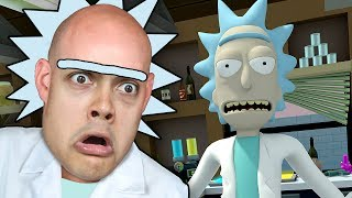 Rick and Morty The Official Video Game (Rick and Morty Virtual Rick Ality)