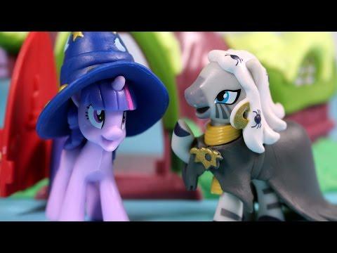 Zaczarowane drzewo - My Little Pony - bajka po polsku