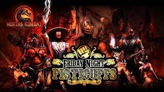 Friday Night Fisticuffs - Mortal Kombat