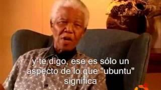 Nelson Mandela - Ubuntu (traducido al español)