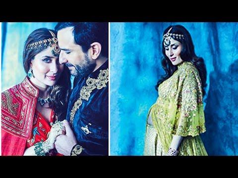 Xxx Mp4 WATCH Kareena Kapoor Saif Ali Khan HOT Royal Photoshoot Pics Out 3gp Sex