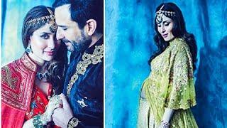 WATCH Kareena Kapoor - Saif Ali Khan HOT Royal Photoshoot Pics Out!