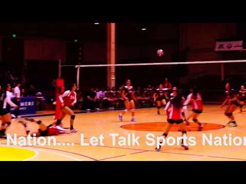San Francisco AAA girls Volleyball Championship 2014