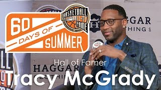 Tracy McGrady - 60 Days of Summer 2017 interview