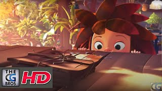 """CGI 3D Animated Short """"Monsterbox""""  by - Team Monster Box"""