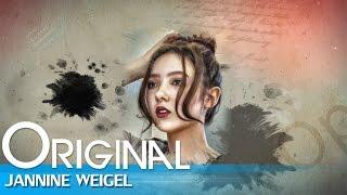 Zurück zu Dir - Jannine Weigel Official Lyric Video (German song)