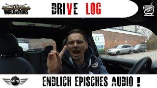 World of Tanks - DriVe Log - Endlich! AUDIO was begeistert! (HD) (60p) (DE)