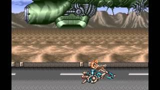SNES Longplay [204] Contra III: The Alien Wars (a)