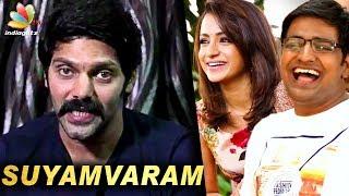 Arya's Online Suyamvaram : Marriage Application Proposal | Sathish, Trisha
