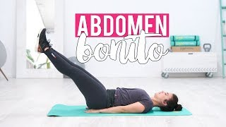 TONIFICA TU CUERPO | Ejercicios de cardio y fuerza para un abdomen bonito