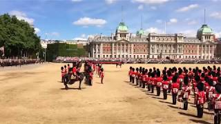 Trooping the Colour 2017 - The Major General