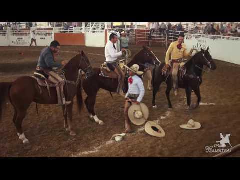 Efrain Alvarado Paso de la Muerte en Arena Vallarta 2017