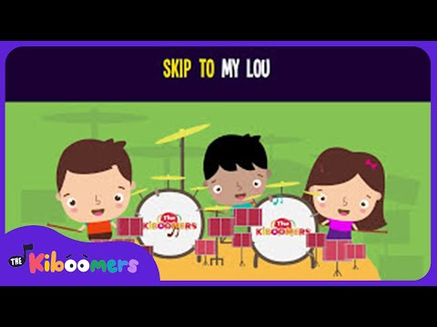 Xxx Mp4 Skip To My Lou Song For Kids Fun Nursery Rhymes For Children The Kiboomers 3gp Sex