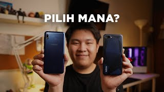 Samsung A10 vs Realme C2 - Beda Rp 300Ribu Pilih Mana?