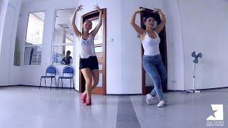 WizKid - Azonto (Freestyle).Reggae Dancehall by Saba.All Stars workshop 08.2014