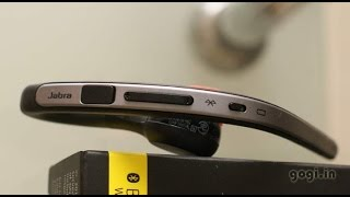 Jabra Storm Bluetooth headset review - light weight and comfortable