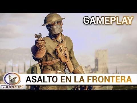 Battlefield 1 Asaltando la Frontera del