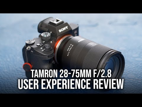 Tamron 28 75mm f 2.8 for Sony FE User Experience Review Cuba Travel VLOG Sony a7III a7RIII a7SII