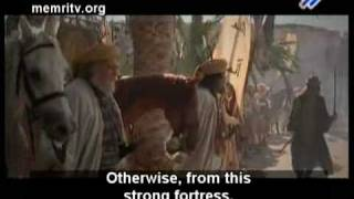 Iranian TV Series 40 Soldiers Depicts the Muslim Conquest of the Jewish Fortress of Khaybar 2