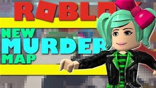 💥New Intro! NEW Murder Mystery 2 Map💥Roblox Murder Mystery 2, SallyGreenGamer, Geegee92, kid games