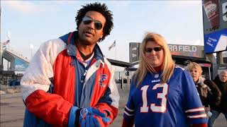 Buffalo Bills fans react after loss to New England Patriots