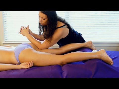 Xxx Mp4 Lower Back Pain Relief With Natanha Advanced Massage Techniques For Feet Amp Legs Tutorial 3gp Sex