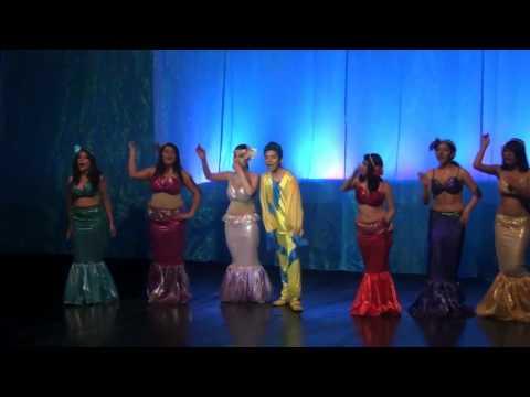 La Sirenita Un Musical Bajo el Mar