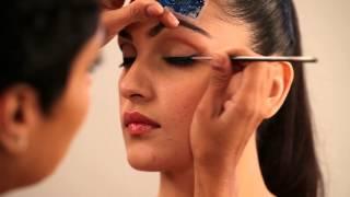 Cat Eye Makeup Tutorial In Hindi - मेकअप विडियो ट्यूटोरीयल - Glamrs
