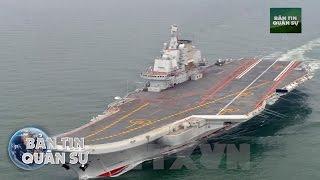 Bí Mật Quân Sự - Tàu Trung Quốc Bám Đuôi, Rình Rập Tàu Mỹ Ở Biển Đông