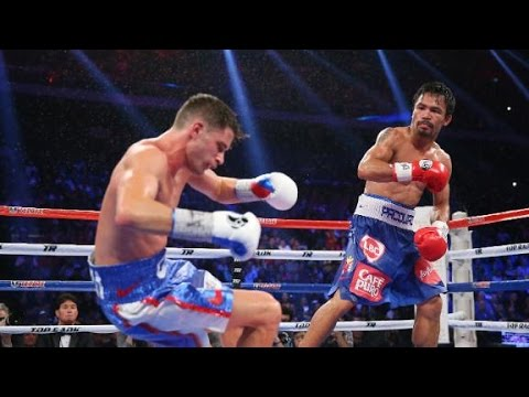 Best Manny Pacqiao Punches Knockdowns Knockouts Official by HourPhilippines.com