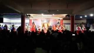 Barak Desciende Espíritu Santo - Danza Alas De Aguila