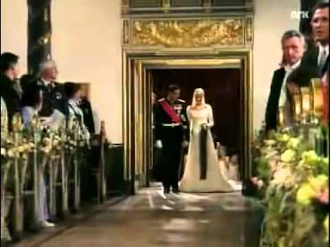 Xxx Mp4 Royal Wedding Norway Mette Marit Tjessem Høiby Walks Down The Aisle 3gp Sex