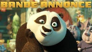 Kung Fu Panda 3 - Nouvelle bande annonce [Officielle]  VF HD