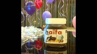 هيفاء وهبي تحتفل بعيد ميلادها ال37