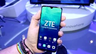 ZTE Axon 10 Pro 5G - hands on with the SLEAKEST 5G phone yet