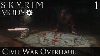 Skyrim Mods: Civil War Overhaul (Imperials) - Part 1