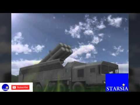 (VIDEO KEREN) SENJATA TERCANGGIH MILIK RUSSIA
