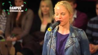 5. Bielefelder Hörsaal-Slam - Julia Engelmann - Campus TV 2013