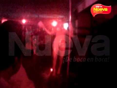 Marian Cantú quiere conquistar al público infantil y de noche se desnuda en un table dance