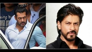 Salman May Get Jailed On 18th Jan For Jodhpur Case | Shahrukh Talks About
