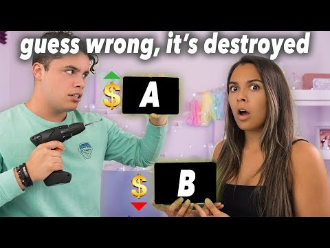 1 000 Cheap VS Expensive Makeup Challenge Guess right OR Get it Destroyed