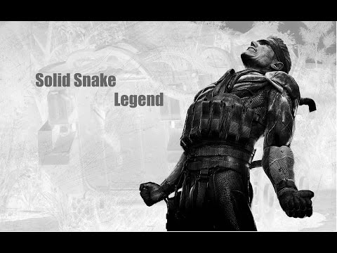 Solid Snake - Legend: A Metal Gear Tribute