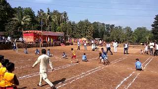 Kho-Kho best attack by under 14.