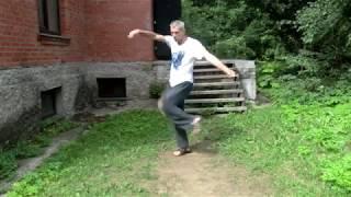 Russian Kung Fu Master X Electronic/Techno Music - A Mashup