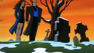 Batman Beyond Bruce does not trust Mr. Freeze