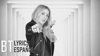 Ellie Goulding - Something In The Way You Move (Lyrics + Español) Video Official