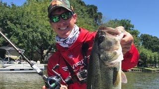 Catching Bass in Rivers | New Fishing Tips and Techniques